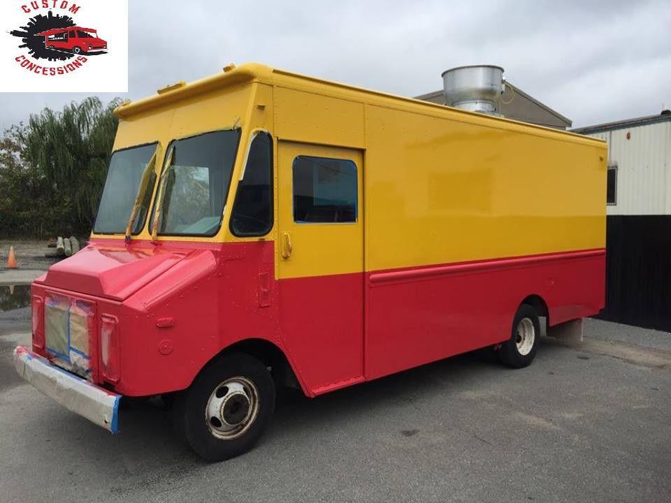 Custom food truck builder near me trailers concession