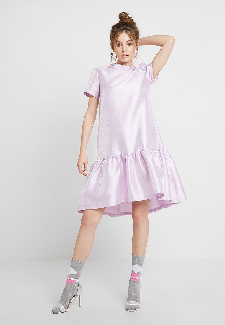 df8bf574 MANON DRESS - Cocktailkjoler / festkjoler - lilac @ Zalando.dk 🛒 in ...