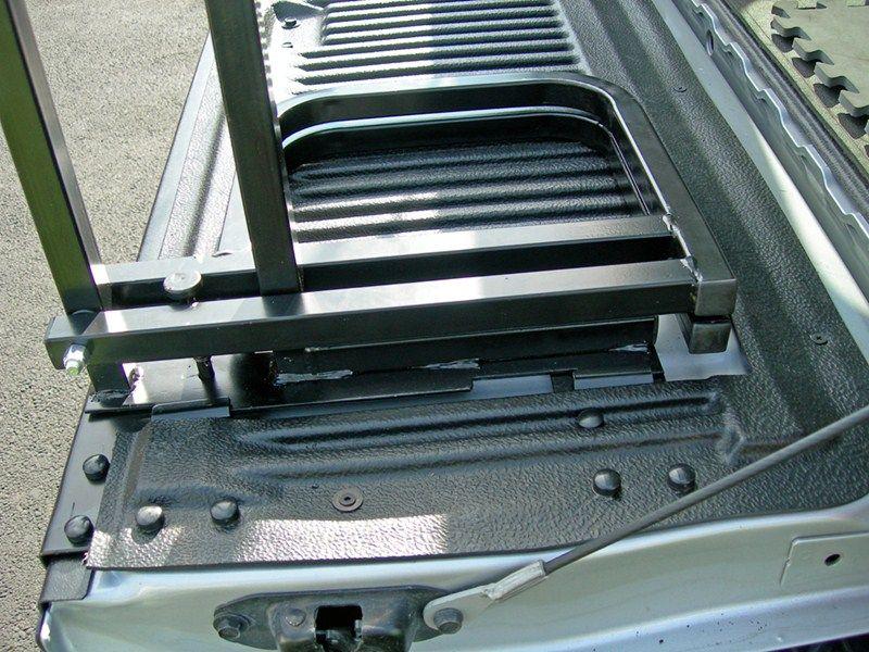 Ram 3500 ConvertABall Step Gate Universal Truck