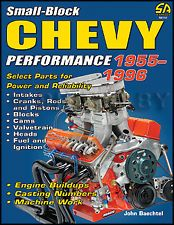 283 Chevy Small Block Engine Chevy Performance Engineering
