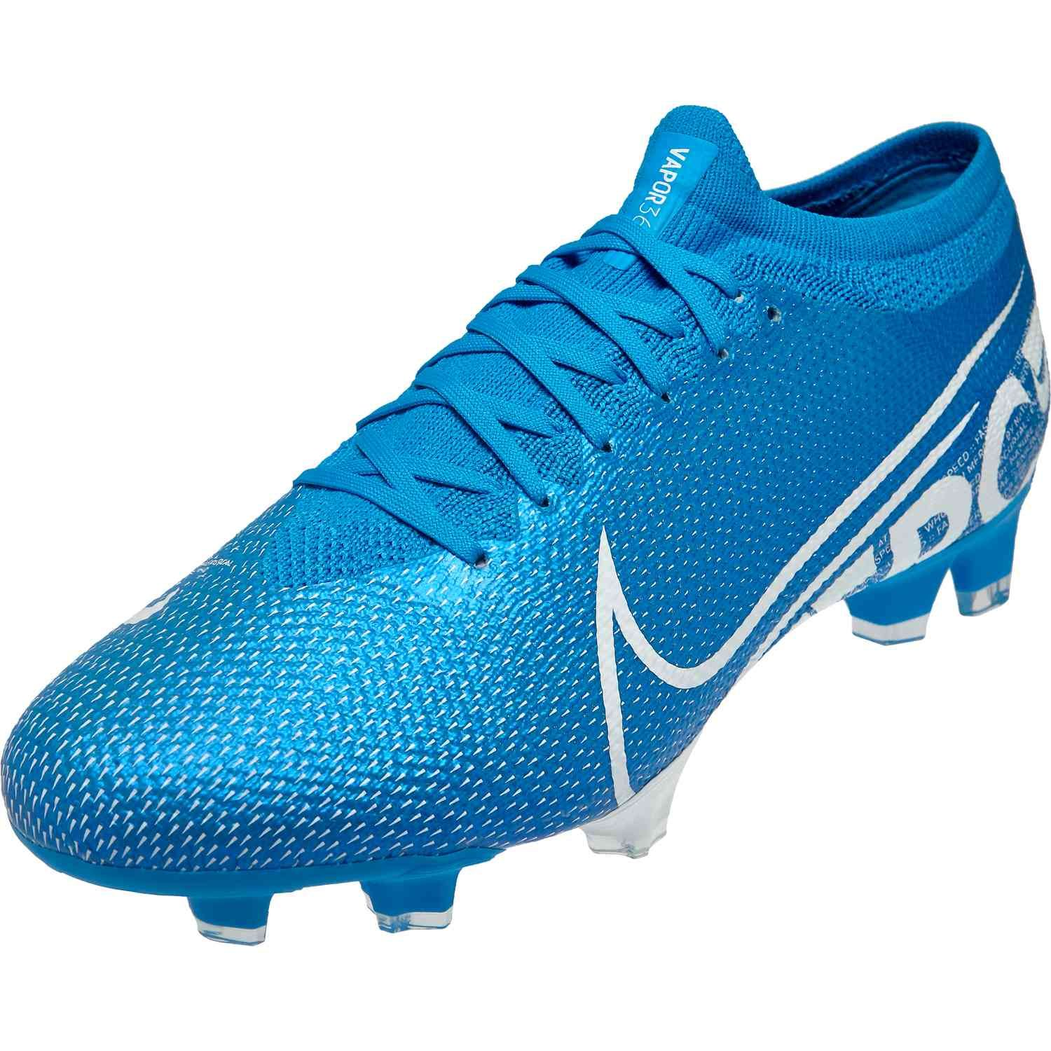Nike Mercurial Vapor 13 Pro Fg New Lights Soccerpro Running Clothes Nike Adidas Soccer Shoes Nike