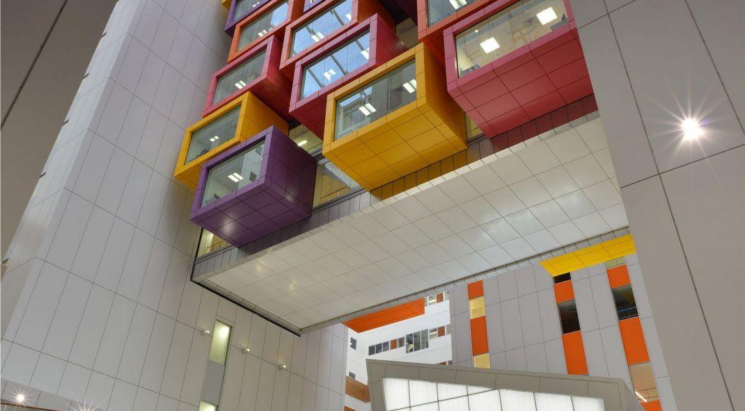 Queen Elizabeth University Hospital Glasgow A Ceiling Manufacturer