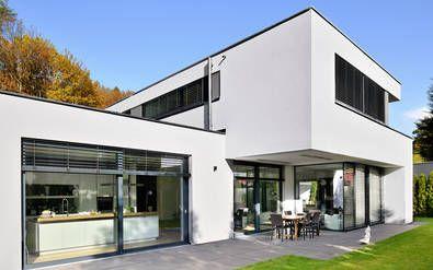 Bauhaus Architektur Einfamilienhaus 1110 einfamilienhaus neubau a punkt architekten haustyp