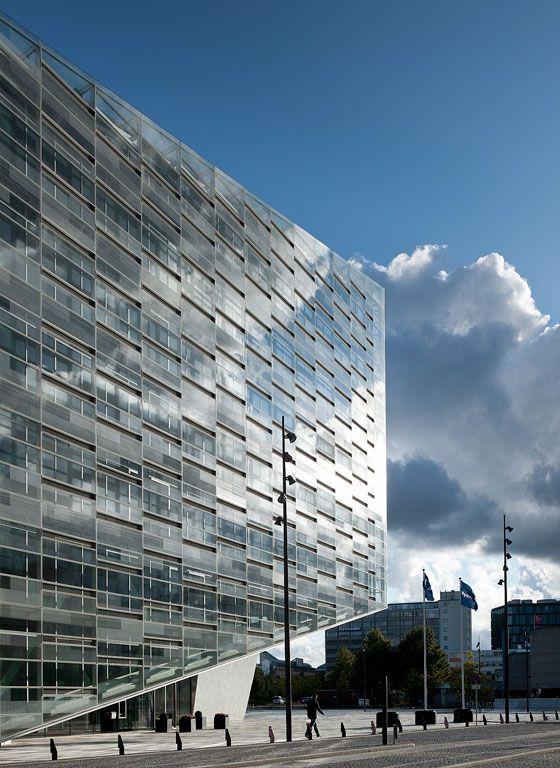 The Crystal by schmidt hammer lassen architects dailytonic