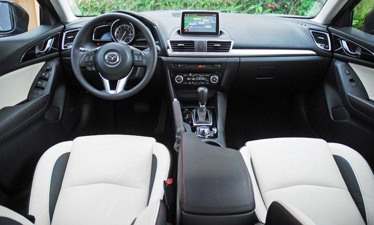 Mazda3 Mazda Mazda 3 Toyota Rav4 Interior