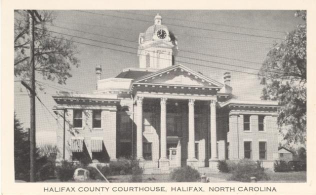 Halifax Courthouse