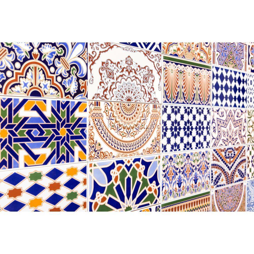 Cas ceramica mix p ytki maroka skie 14x28 azienka - Cas ceramica ...