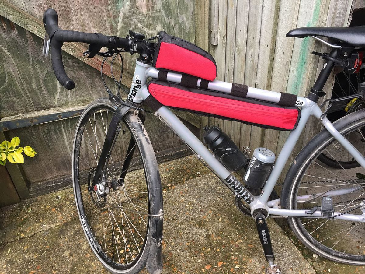 14 best Bike Bags images on Pinterest | Touring bike, Bicycle and ...
