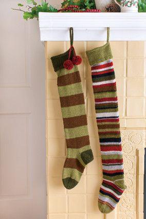 9117f9f07 Churchmouse Yarns   Teas - Basic Christmas Stockings Pattern
