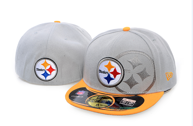 Cheap Wholesale NewEra NFL Team Screening 59FIFTY Cap Pittsburgh Steelers  Fitted Hats 016 for slae at US 8.90  snapbackhats  snapbacks  hiphop   popular ... c7effb4a452