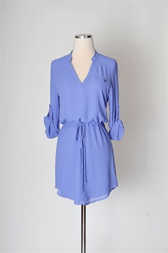 Summer Camp Dress - Purple at Bluetique Cheap Chic