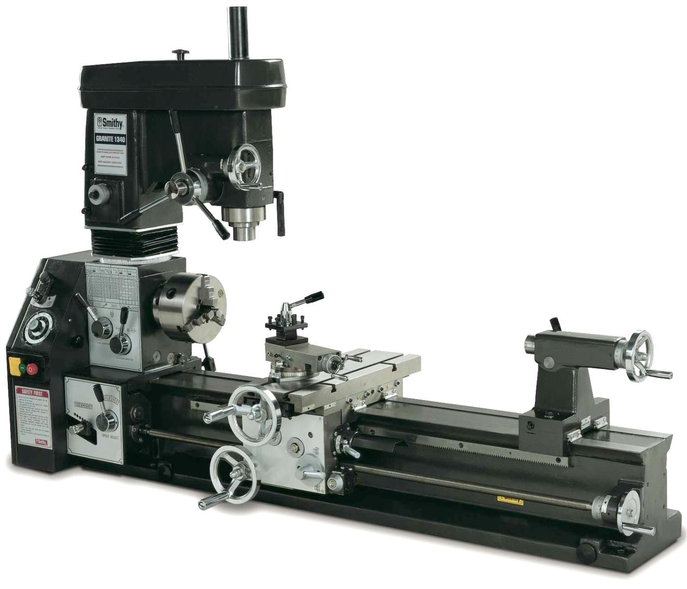 A Combo Mill Lathe To Consider Engineering Toolbox