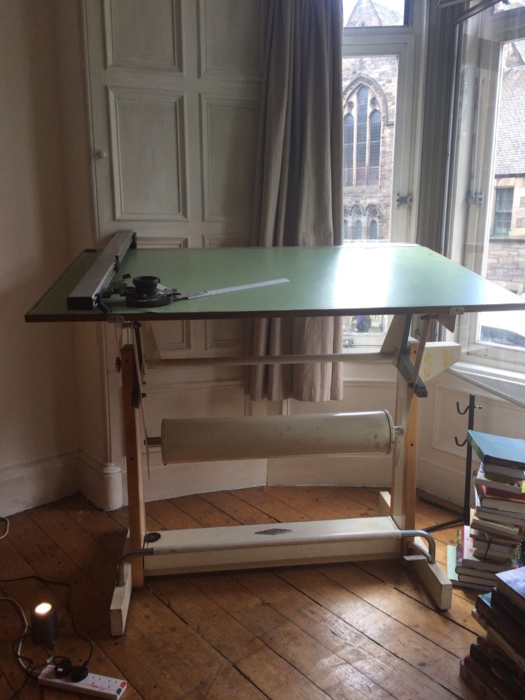 Bieffe Drawing Drafting Table Size Aa0 Used Good Condition Drafting Table Table Sizes Table