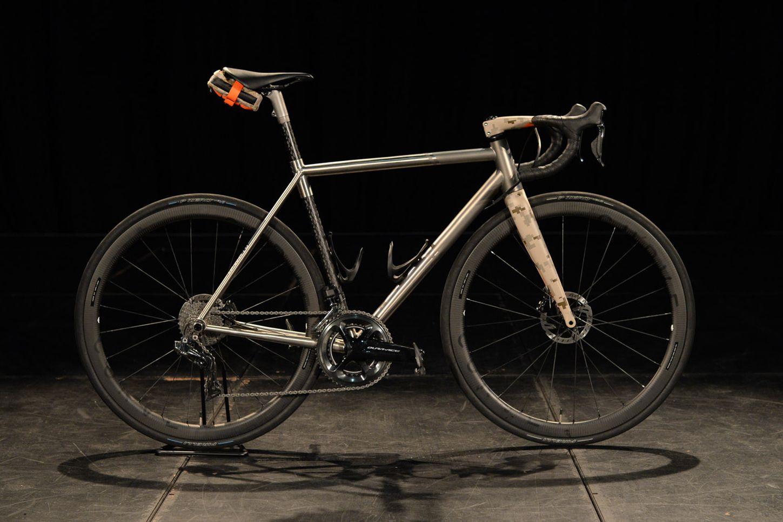 2018 Handmade Bicycle Show Australia Bastion Baum Bikes By