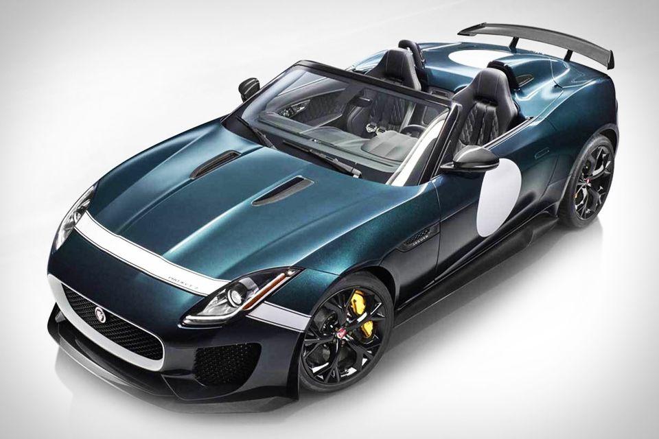 Jaguar FType Project 7 Jaguar f type, New jaguar, Jaguar