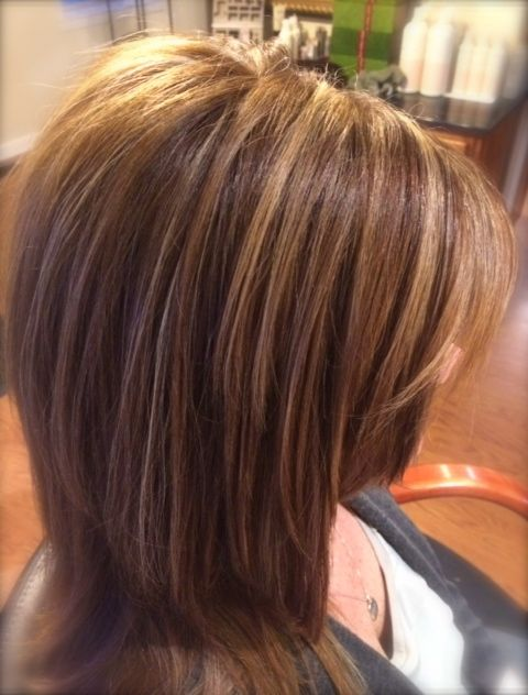 Pin By Gabriel Hill Salon On Color Brunettes Hair Color Ideas For Brunettes Short Brunette Hair With Highlights Summer Hair Color