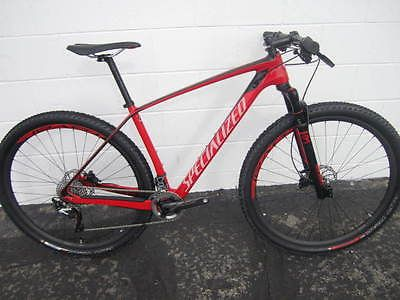 bicycles: 2015 Specialized Stumpjumper HT Expert 19\
