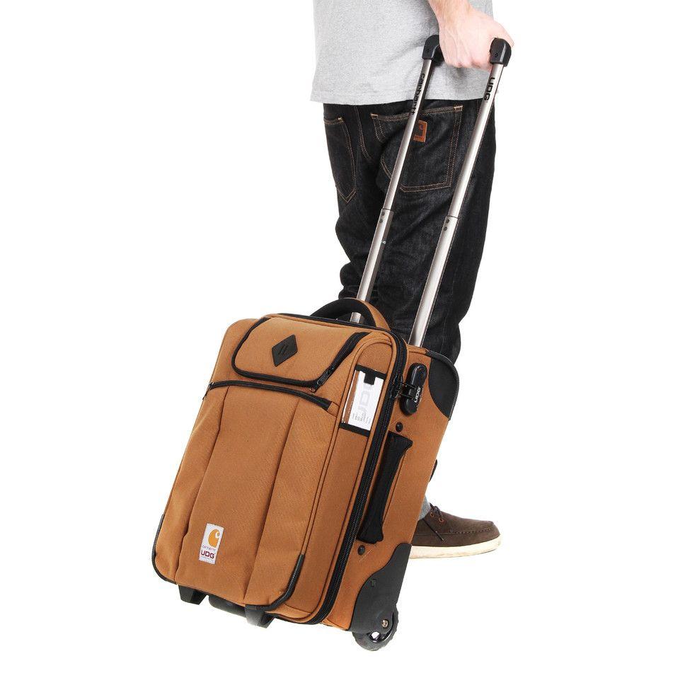 Carhartt WIP x UDG - Travel Trolley S | Travel trolleys, Carhartt ...