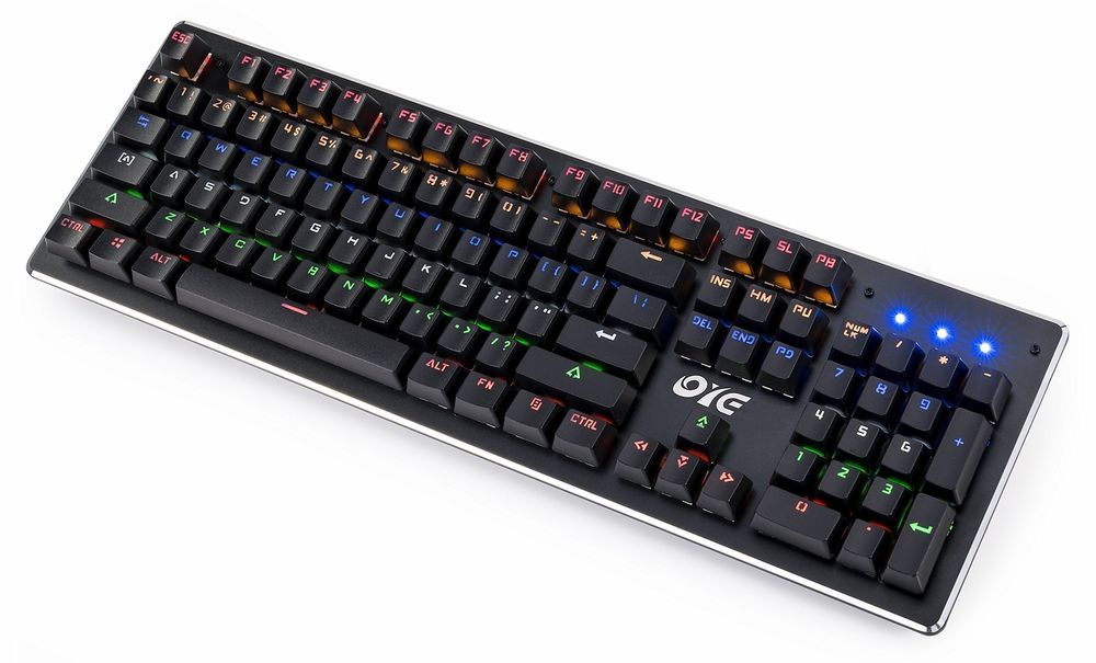 015bc071955 Gaming Mechanical Keyboard 104 non-conflicting/anti-ghosting Keys Water...  New (eBay Link)