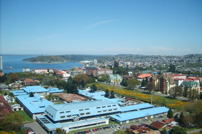 Puerto Montt and Puerto Varas City Tour from Puerto Montt After being picked up from your hotel you will enjoy a half-day tour in which you will visit Puerto Montt and Puerto Varas and both cities' main landmarks. You will get a panoramic view of Puerto Montt and also visit the Puerto Varas cathedral and Phillip Park.This tour will only start from hotels and accommodation that are centrally located. It will not start from Cruiser ship or from the Puerto Montt port. ...