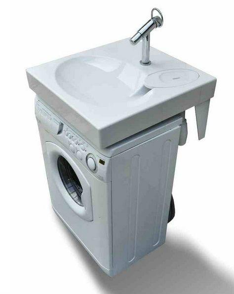 Space saving washbasinflat bathroom sink fits above for Flat bathroom sinks
