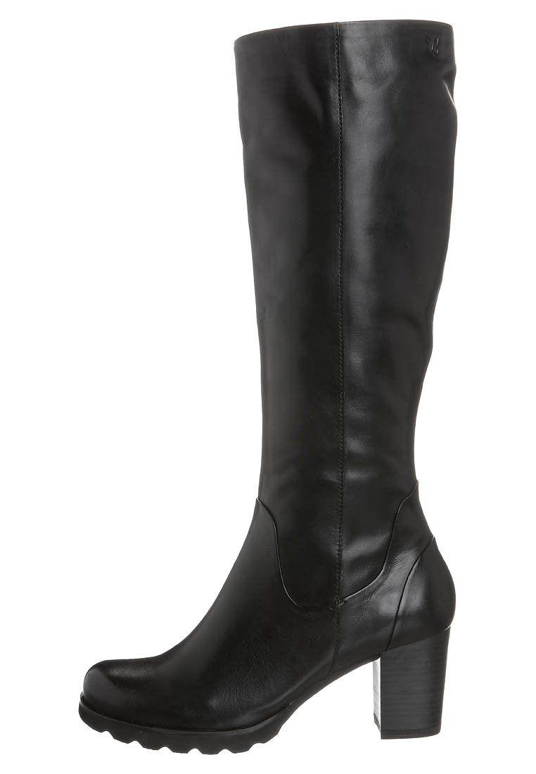 Høje støvler/ Støvler - sort