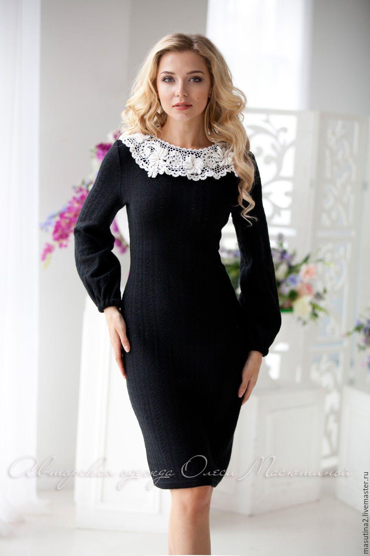 57b26380d95 Платья ручной работы. Заказать Платье