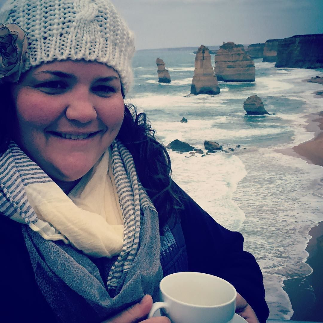 Breakfast with a view! #greatoceanroad #12apostles #holidays by k.j.cooke http://ift.tt/1ijk11S