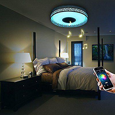 iLifeSmart LED Deckenleuchte Dimmbar Farbwechsel 4160Lumens mit - deckenleuchte led wohnzimmer