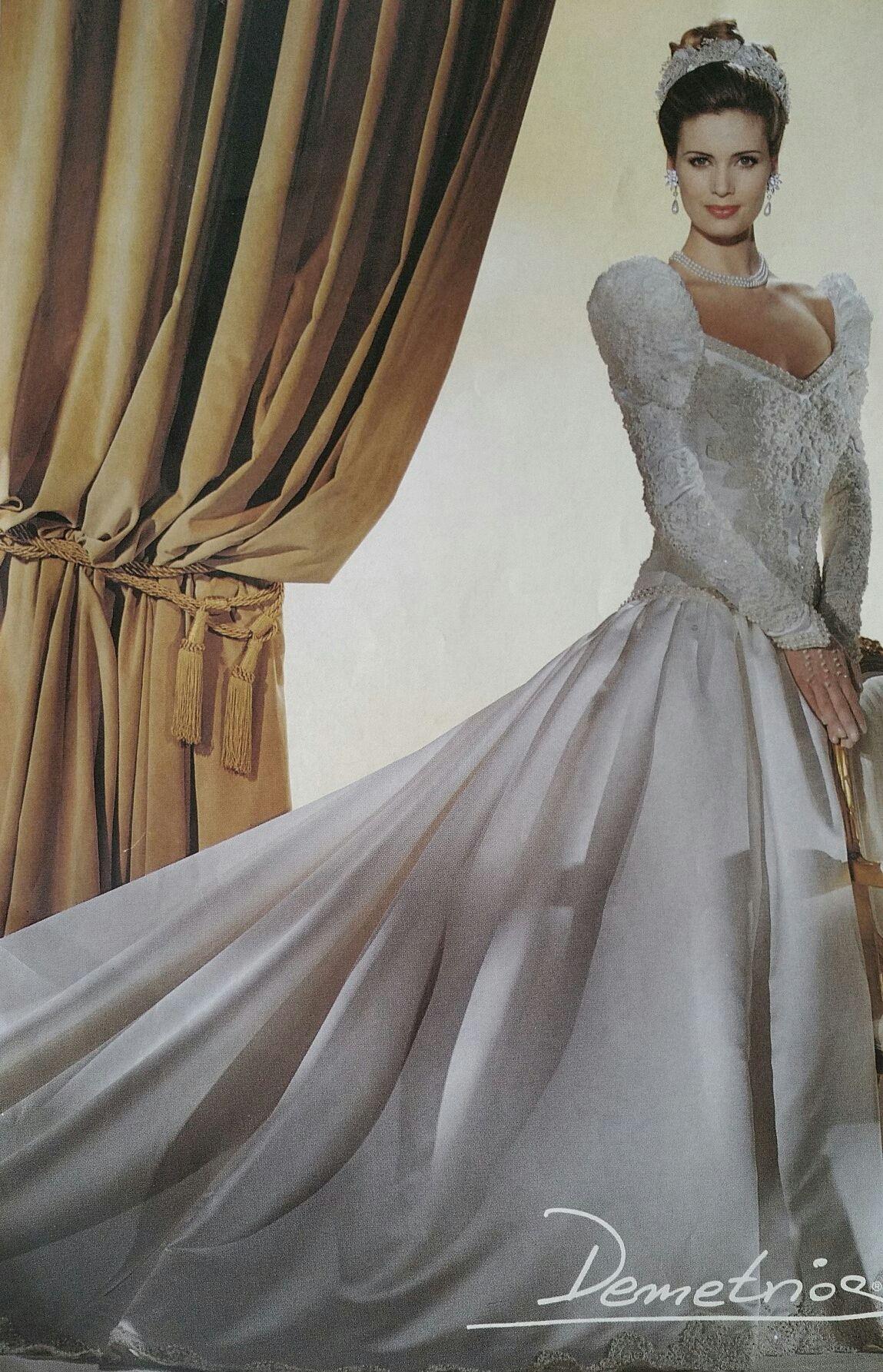 Demetrios us wed pinterest wedding dress gowns and