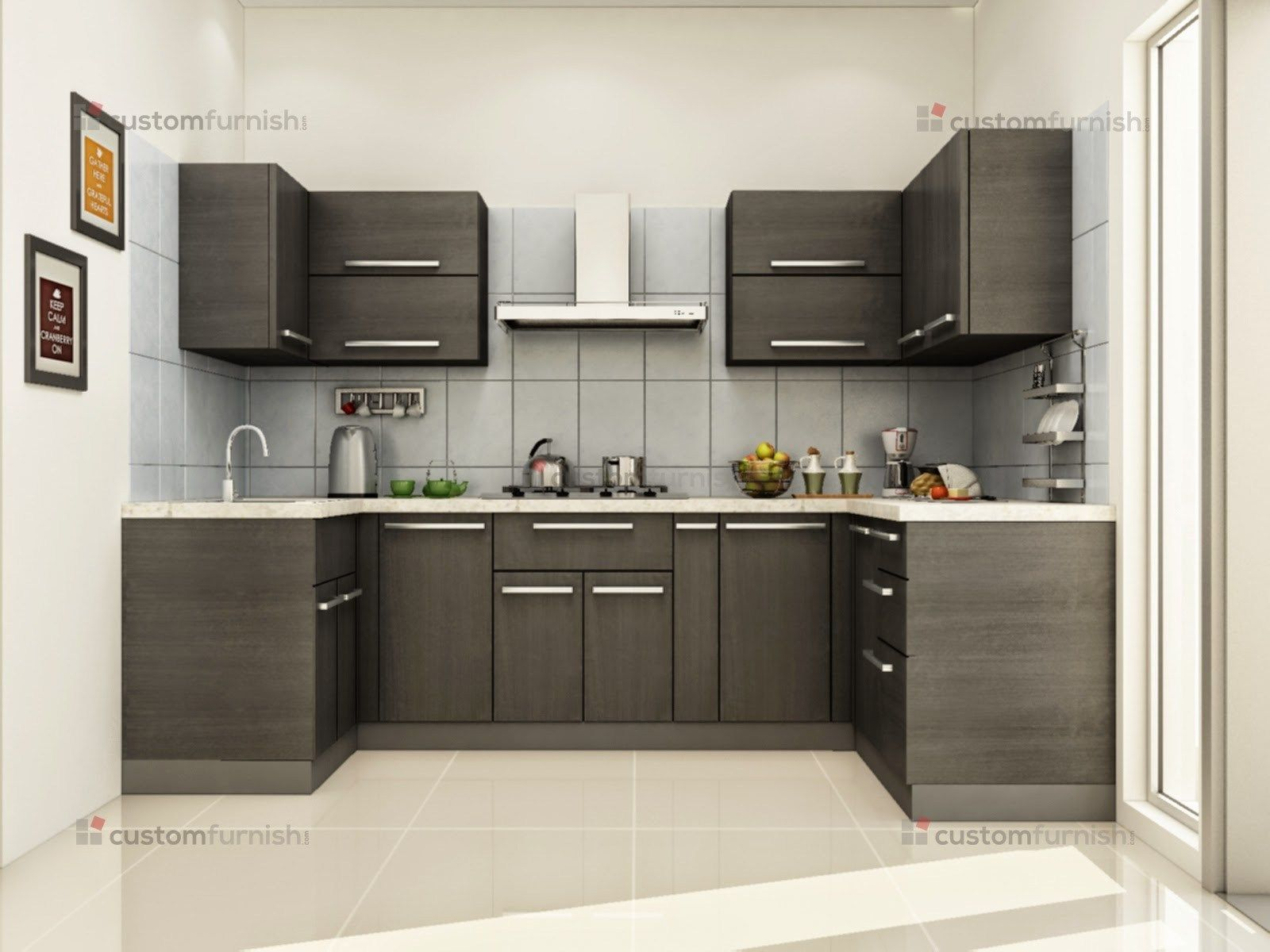 Kitchen Interior Design Hyderabad Kitchen #Kitchen #KitchenDesign