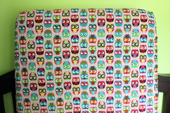 Owl Ed Crib Sheet Made To Order By Chunkyloveboutique