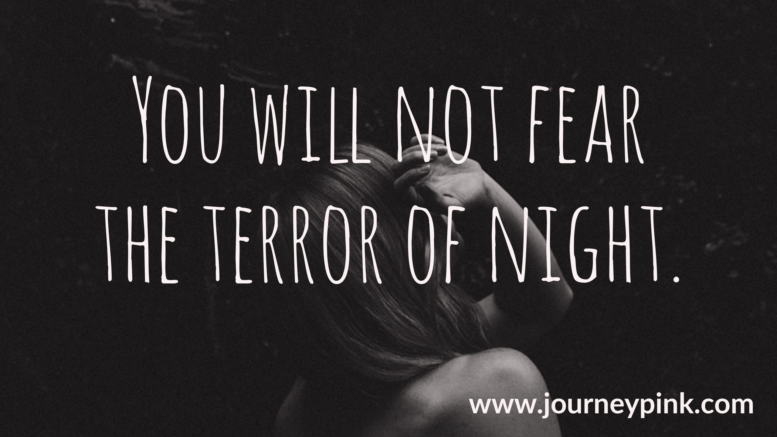30 Days Of Truth You Will Not Fear The Terror Of Night Day
