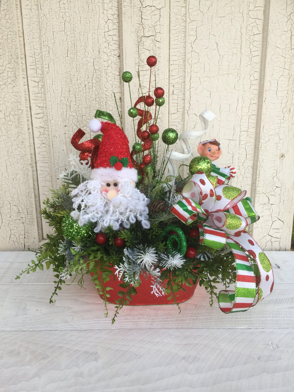 Christmas Centerpiece Christmas Table Centerpiece Christmas Floral Arrangeme Christmas Flower Arrangements Christmas Wreath Craft Christmas Floral Arrangements