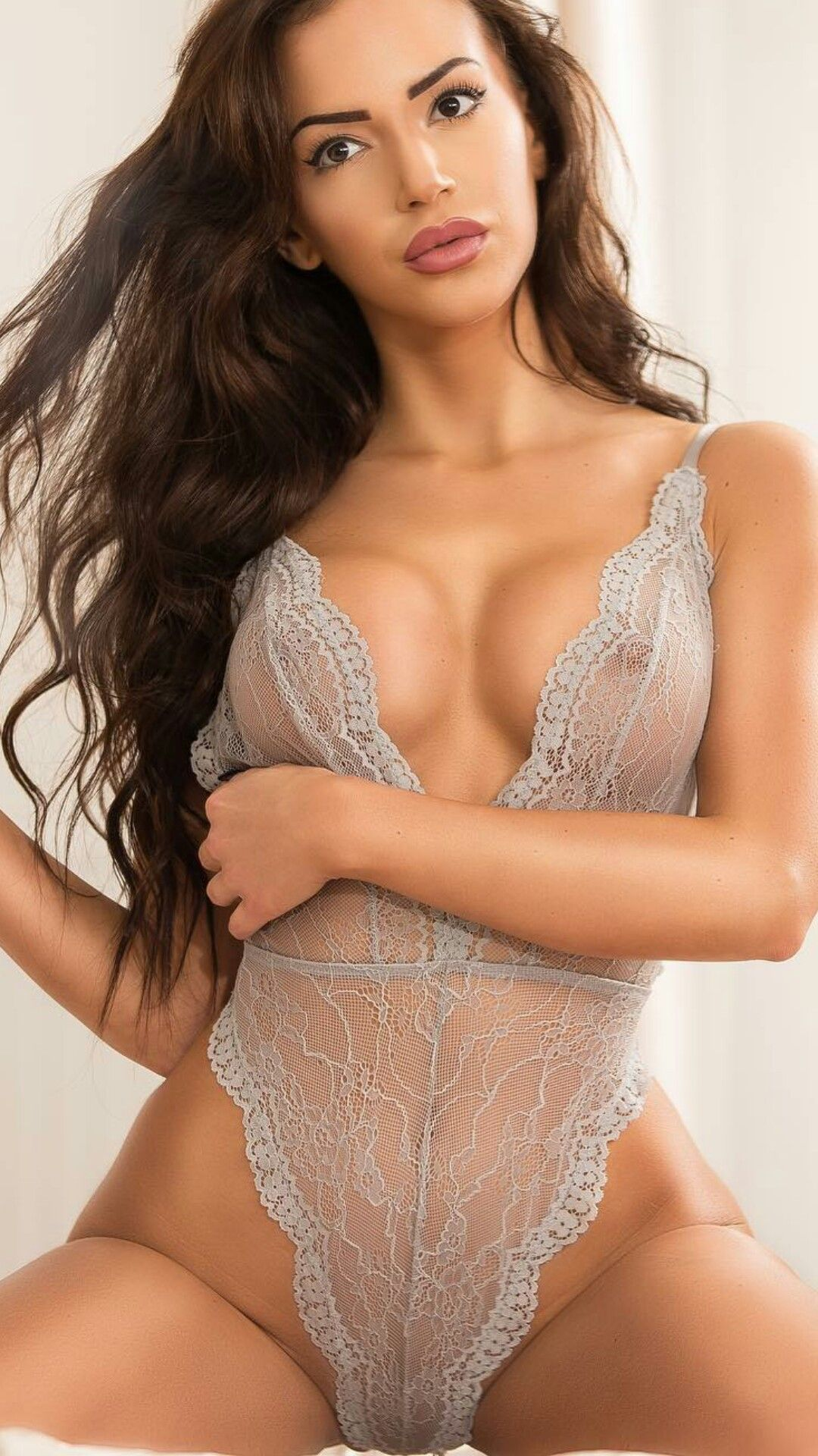 Pin by Bubba24 on ♥ Sheer City | Pinterest | Lingerie, Hot ...