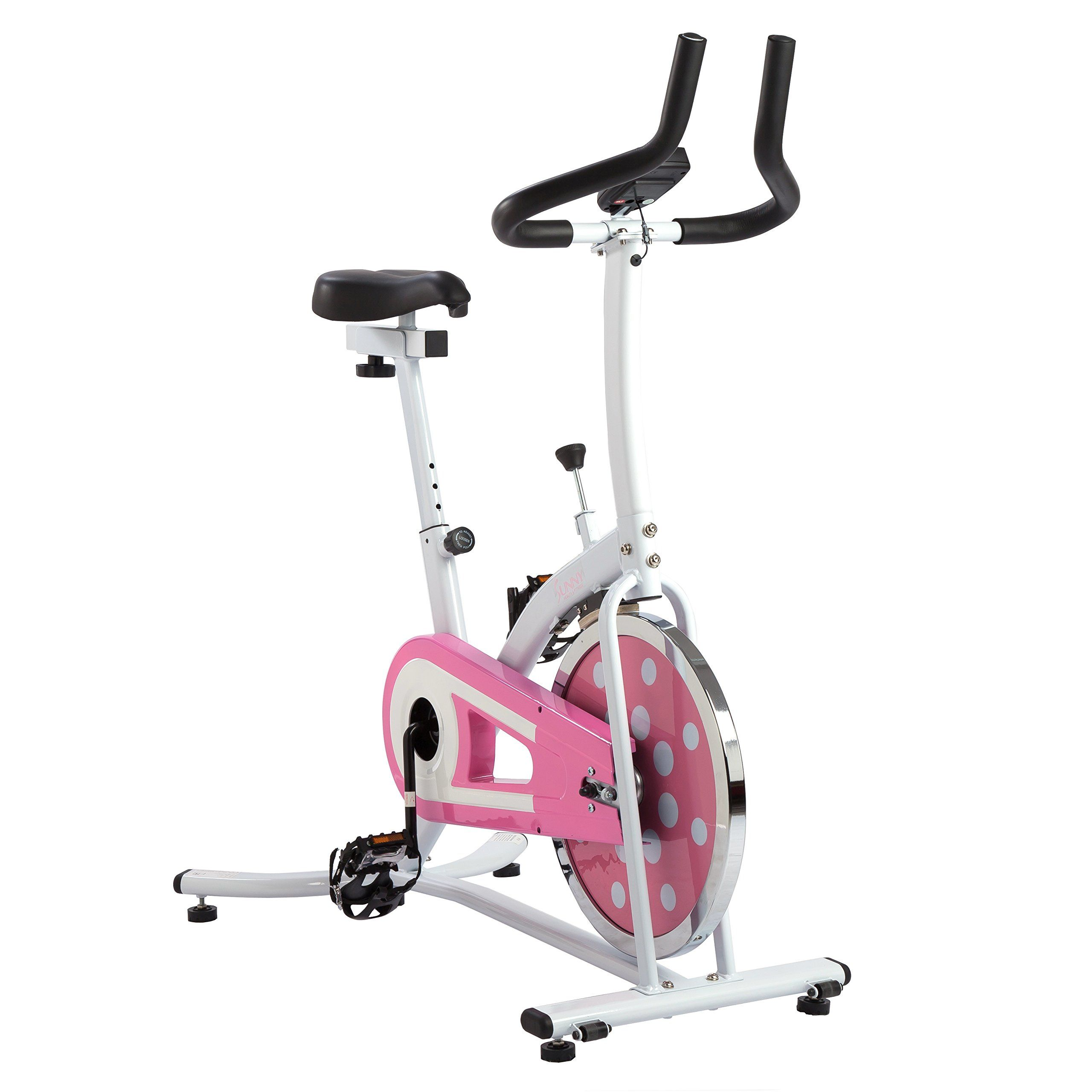 Sunny Health And Fitness Indoor Cycling Bike Pink You Can Find