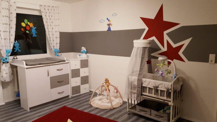 pin von cari schu auf baby kinderzimmer kinderzimmer junge wandgestaltung kinderzimmer und. Black Bedroom Furniture Sets. Home Design Ideas