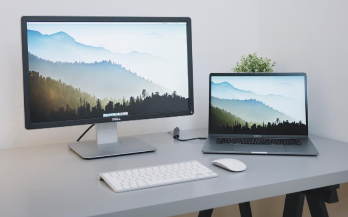 Mac Schreibtisch The Best 4k Display For The New 2016 Macbook Pro H O M E