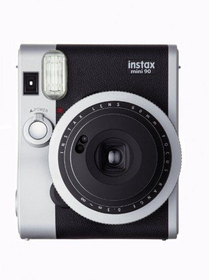 Amazon Com Fujifilm Instax Mini 90 Neo Classic Instant Film