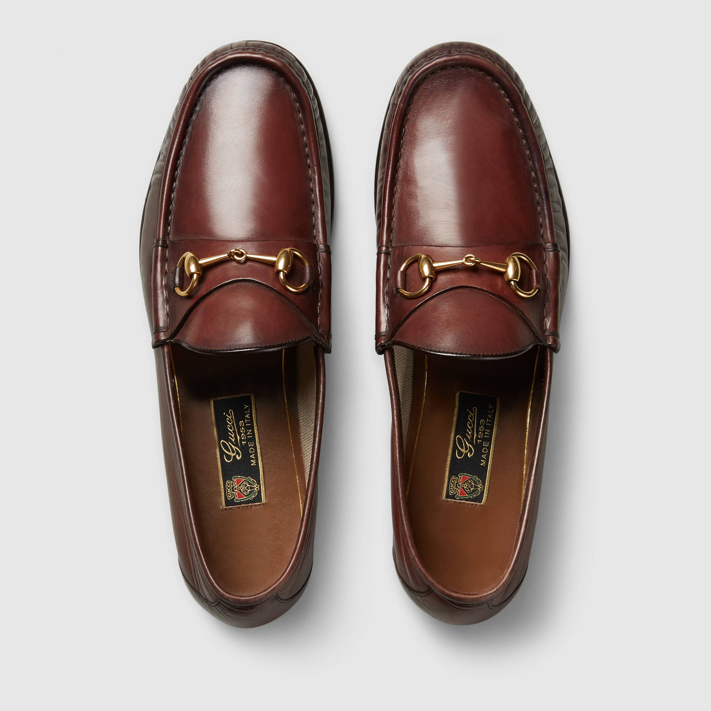 4c89f4da7 Gucci 1953 Horsebit leather loafer | My Loafer Obsessions | Shoes ...