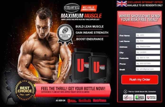 Ultra muscle Testo: Kick Start Your Performance & Stamina