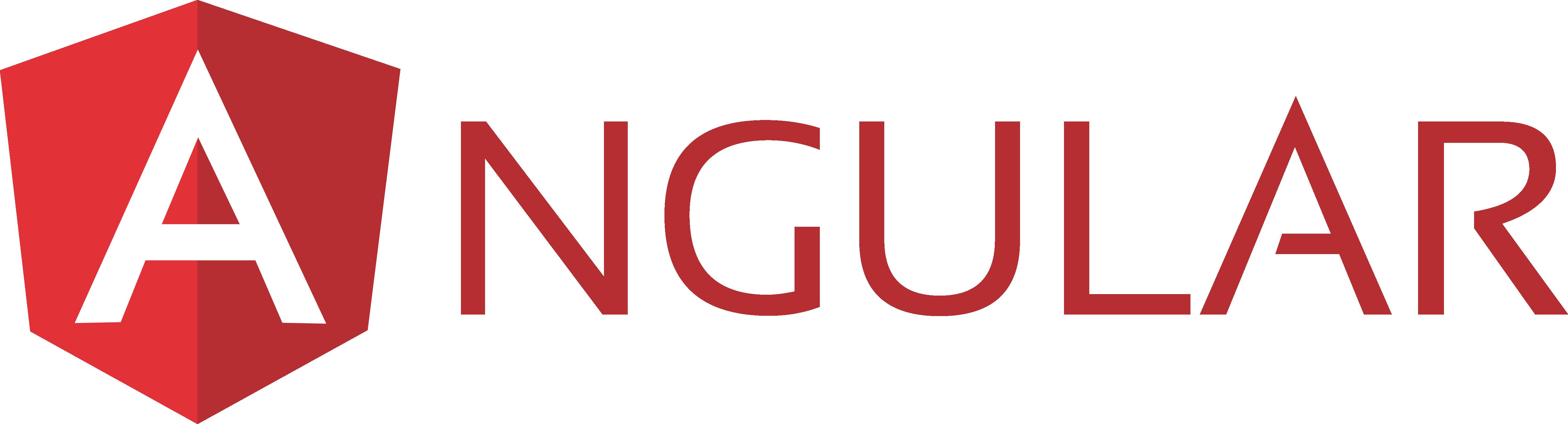 Angular Logo Enterprise application, Data, Angular