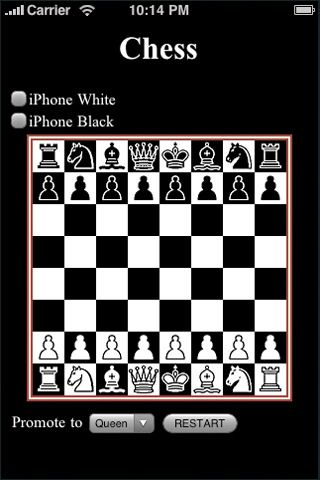 Eine Iphone App Um Kostenlos Schach Spielen Zu Konnen Iphone Iphone App Schach
