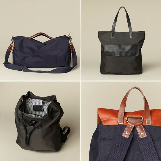 Chic and Stylish Totes, Duffle Bags, Backpacks for Men