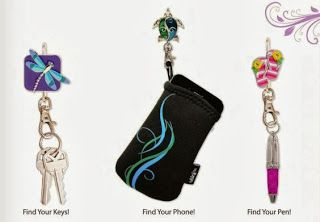 If you want it done right...: Isn't This Clever - Finders Key Purse - Review & Giveaway