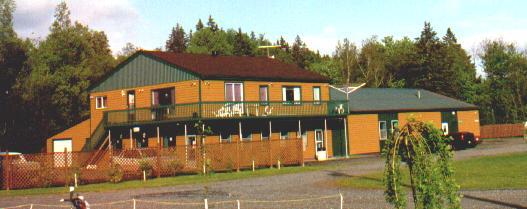 4 Star Riverland Campground RV Park At Nine Mile River Nova Scotia Canada