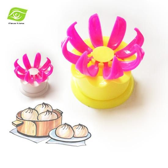 Creative Kitchen DIY Steamed Bun Mold Delicate Stuffed Bun Mould Cooking Tools Buns Making Mold