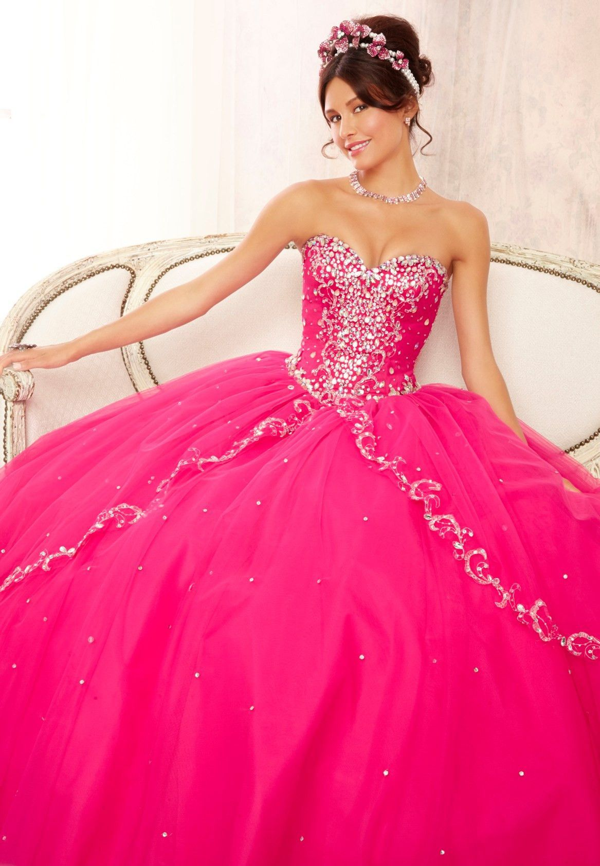 Mori Lee Quinceanera Dress 88088 | Pinterest | Quinceañera, 15 años ...