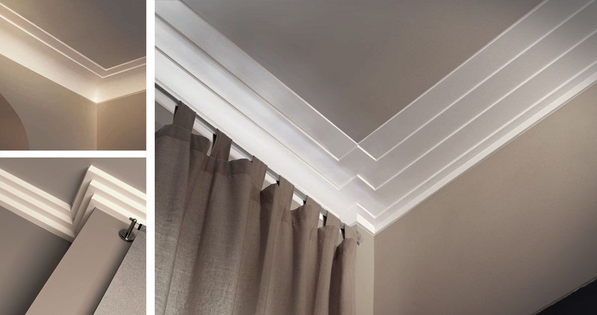 Modern Molding Collection Modern And Art Deco Style Crown Molding Crown Molding Modern Crown Molding Molding Ceiling