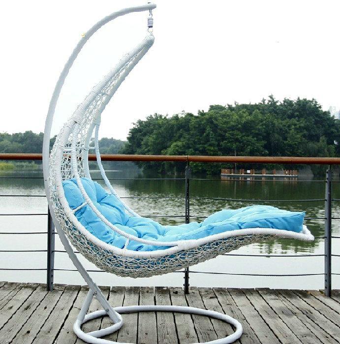 Rings · Steel Rattan Hanging Chair ...